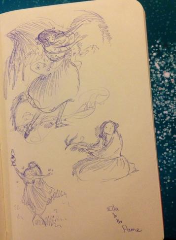 Ella Sketch