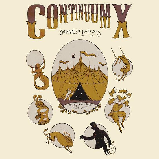 Continuum X