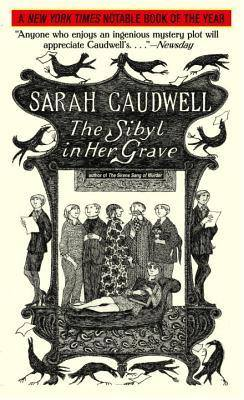 Edward Gorey cover for The Sibyl in Her Grave