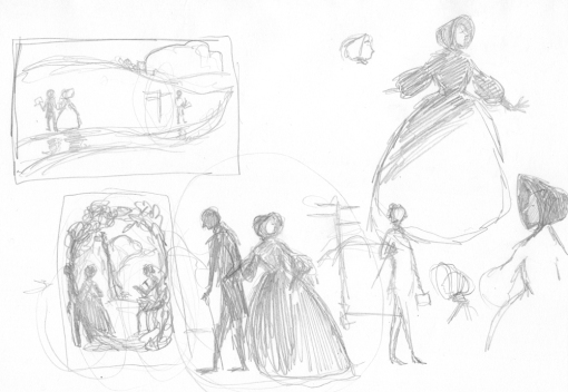 Middlemarch sketches