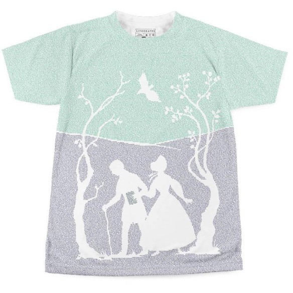 KJennings LItographs t-shirt