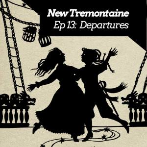 Tremontaine episode 13 cover