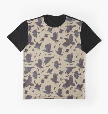 Flight of Ravens - Redbubble shirt