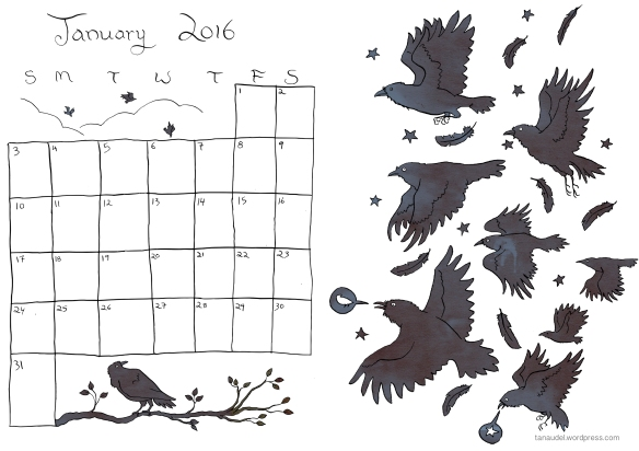 January Calendar Final