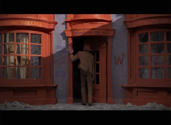 Alexandria Neonakis: Weasley Wizard Wheezes