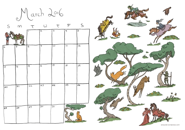 March final - colour