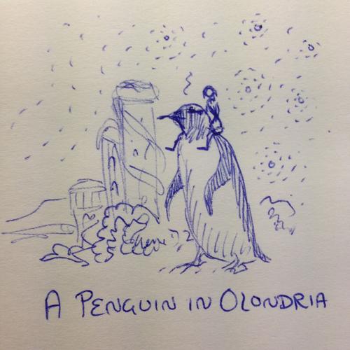 Penguin-in-Olondria