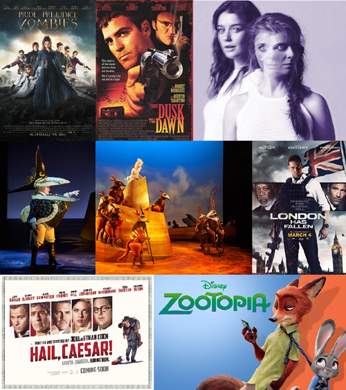 March Movies