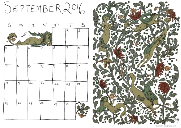 September Colour