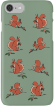 Squirrel phone case