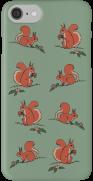 Squirrel phone case