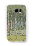 Woodland phone case
