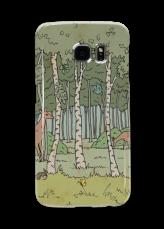 Woodland phone case