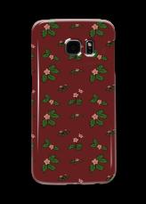 Flower phone case