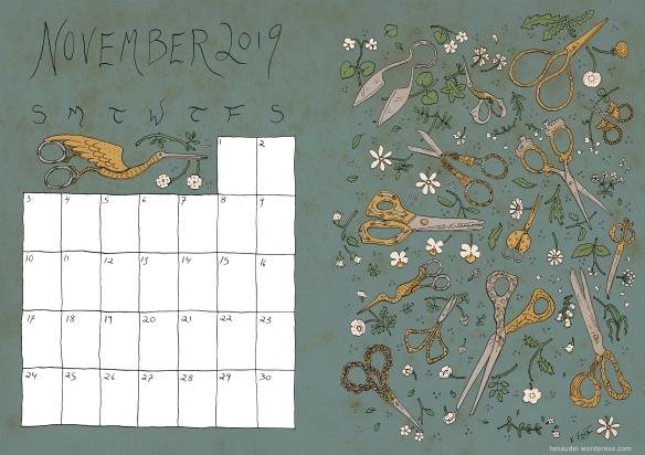 NovemberCalendar-Colour