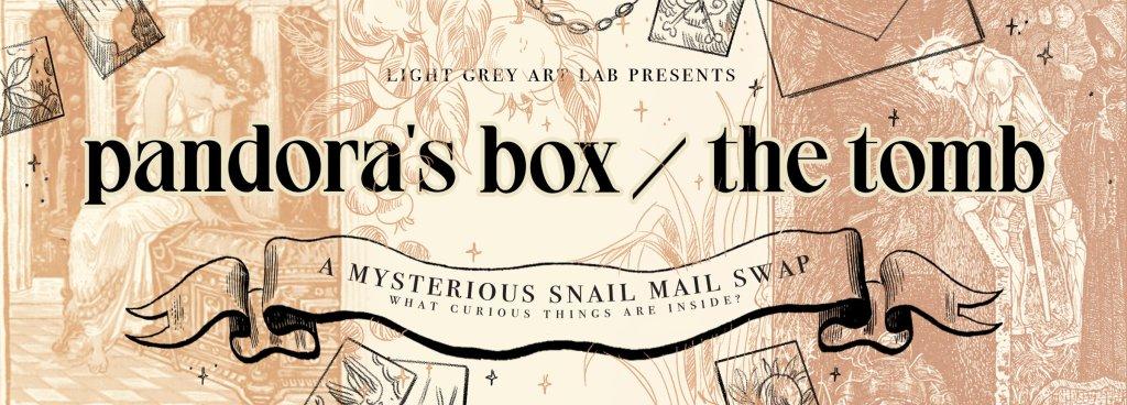 Pandora's Box / The Tomb gallery banner